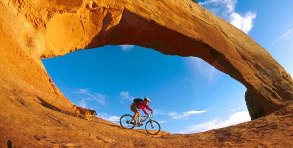 moab utah mountain biking