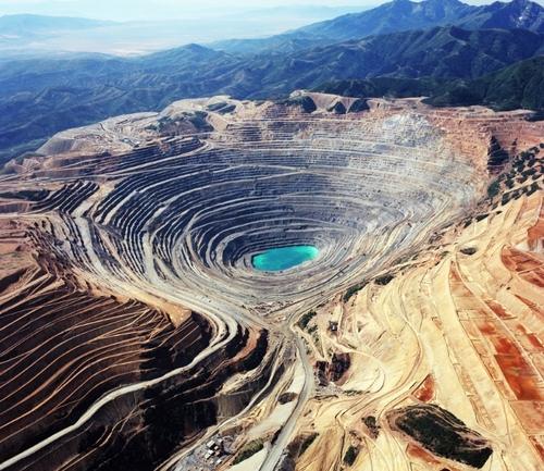 Bingham+Canyon+Kennecott+Copper+Mine+Tour
